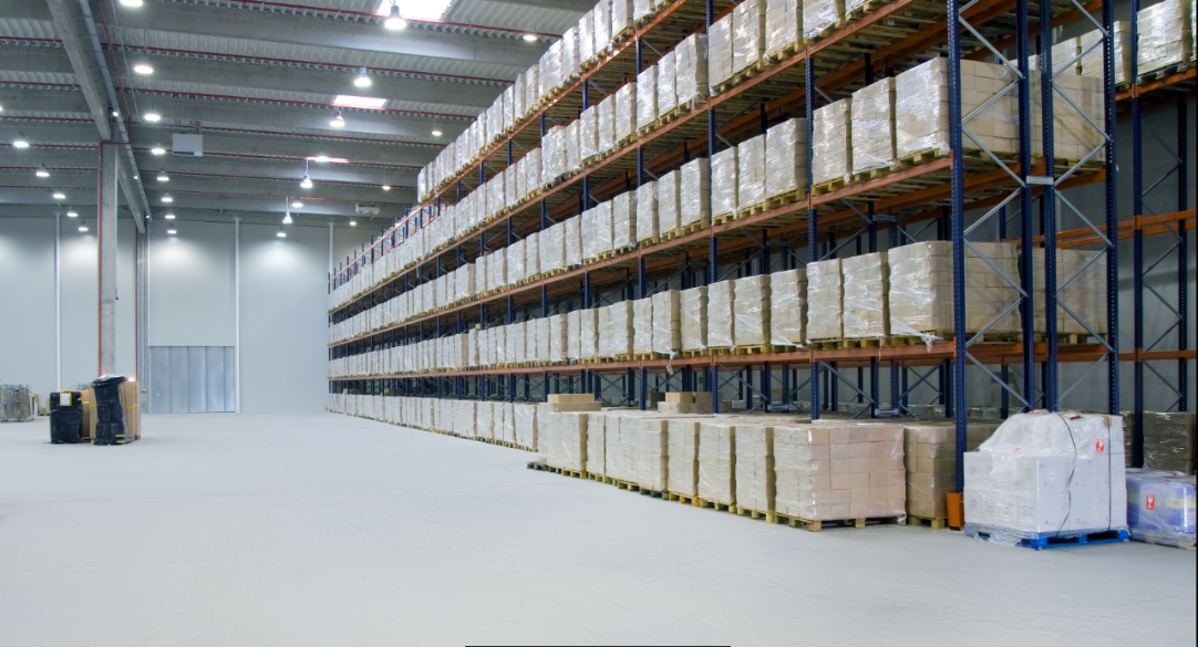 SEGA LITE, the smart solution for small warehouses