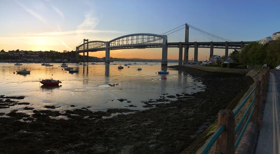 Tecsidel firma la renovación del peaje del puente Tamar (Reino Unido)