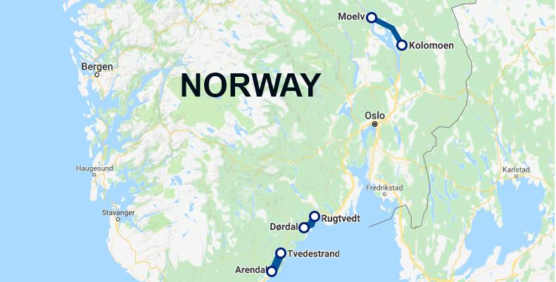 Tecsidel firma un proyecto de MLFF en Noruega