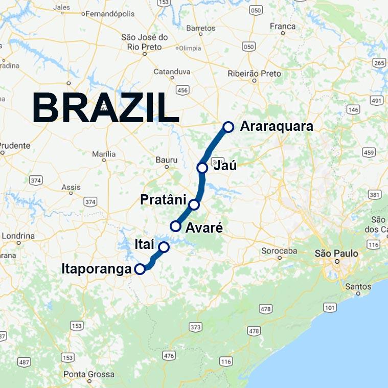 Tecsidel gana un proyecto de sistema de peaje en 146 vías de la autopista Viapaulista en Brasil