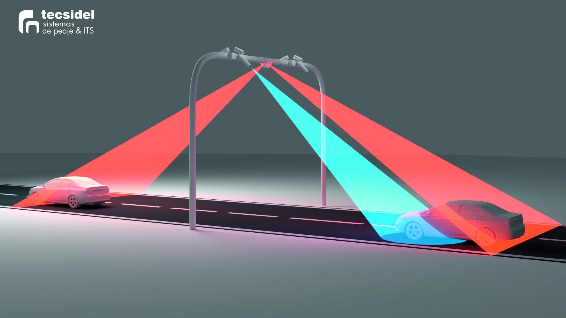 Tecsidel implementará el primer peaje de Multi-Lane Free Flow en Argentina