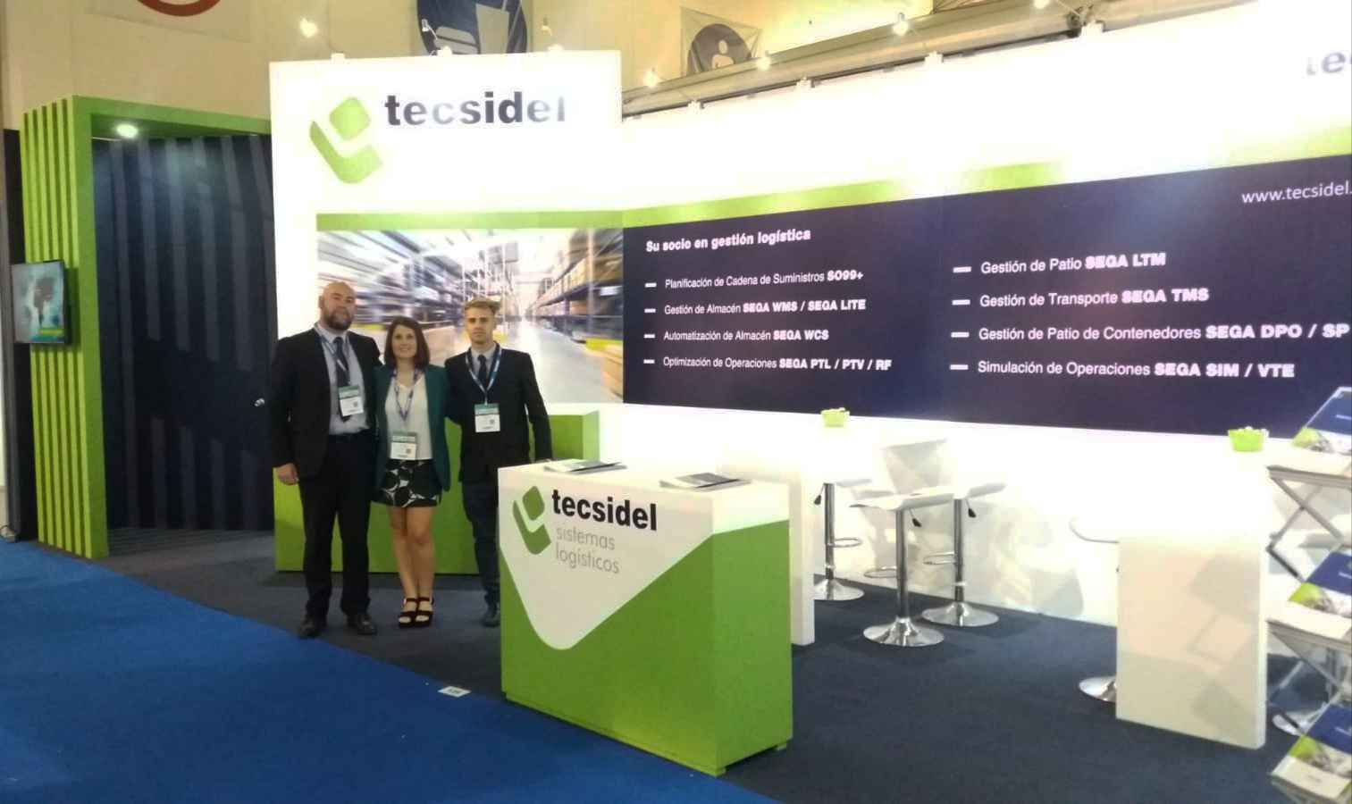 Logistic Summit 2019, récord de asistencia