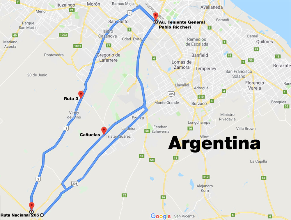 Tecsidel signs a Toll System project for the 'Corredor Sur', Argentina