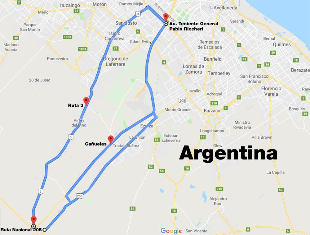 Tecsidel firma un proyecto de Sistema de Peaje para el Corredor Sur de Argentina