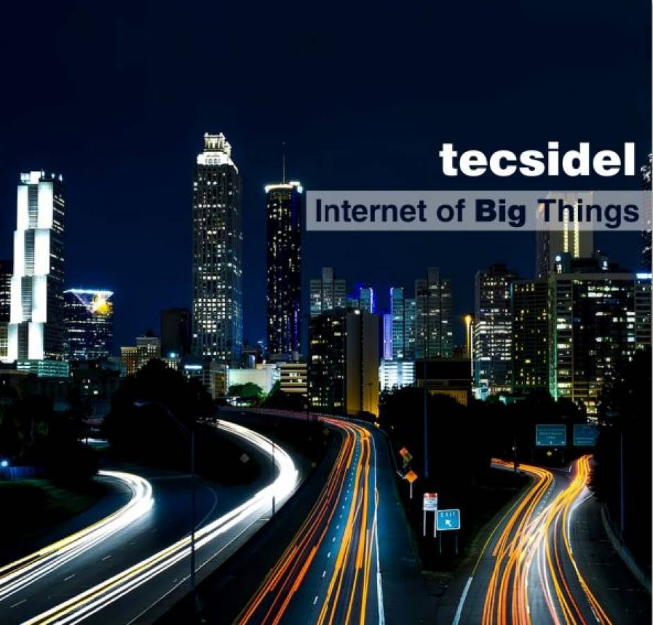 Tecsidel in IOTSWC (Internet Of Things Solutions Expo World Congress)