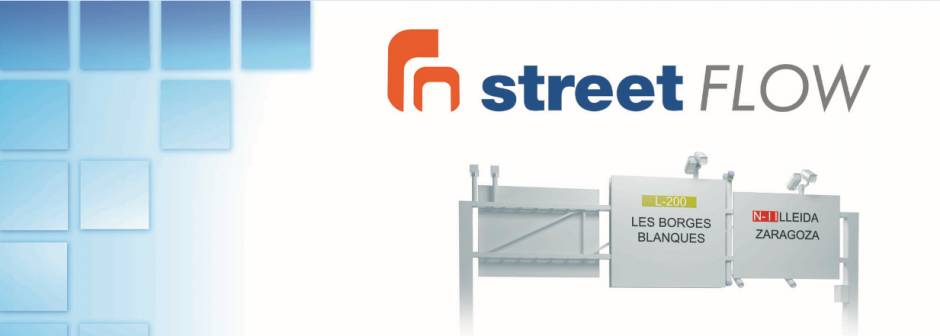 Tecsidel presents its STREET FLOW project on fifth of September in Mollerussa (Spain)