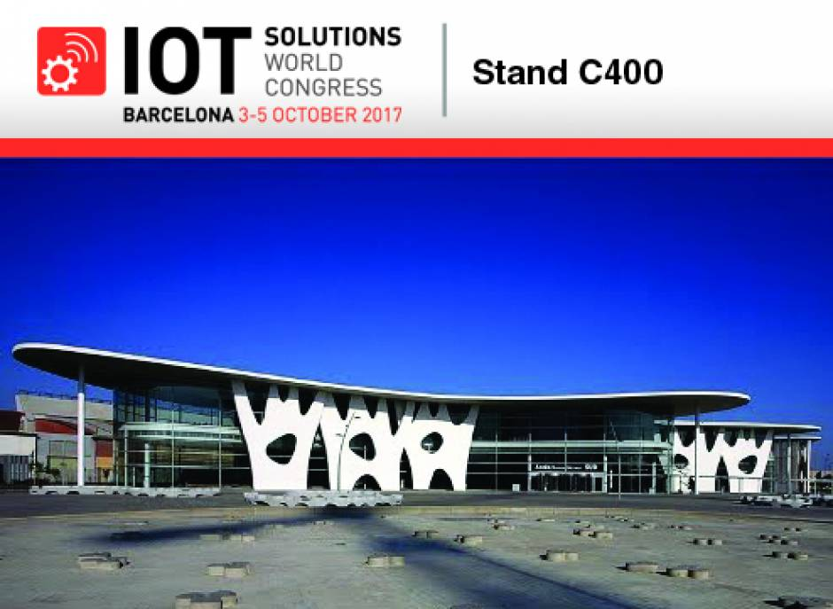 Tecsidel will be exhibitor at IOTSWC 2017